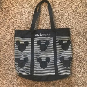 Walt Disney World Mickey Mouse Tote